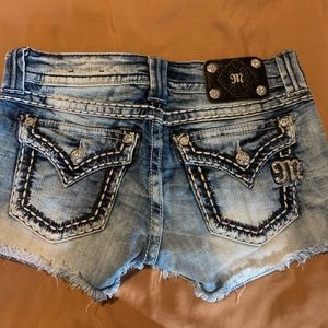 Fabulous Miss Me shorts